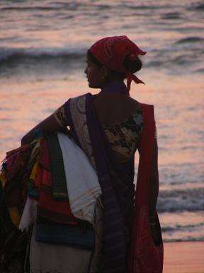 Arambol Beach Trader