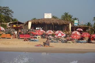 Andrew's Shack, Goa