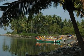 North Kerala beach