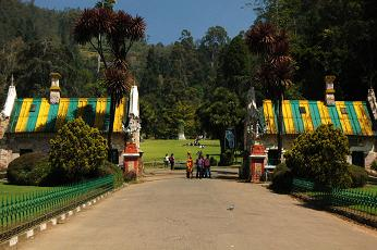 Botanical Gardens, Ooty