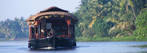 Houseboat Cruise, Kerala