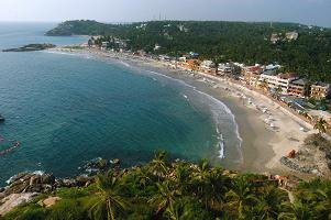 Kovalam Beach, Kerala