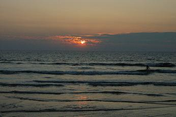 Mandrem Sunset