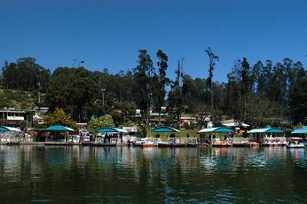 Lake in Ooty