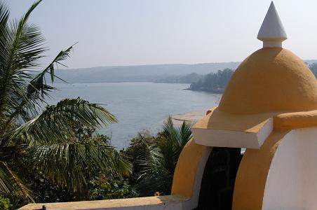 Goa Fort Image