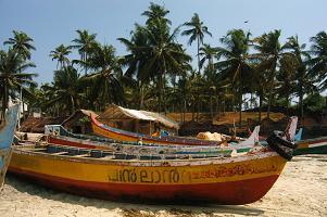 Varkkala Boats