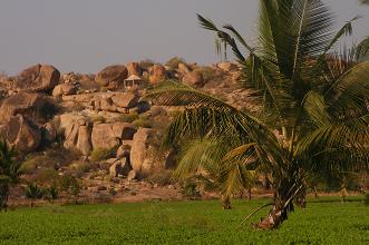 Virupapuragadda in Hampi