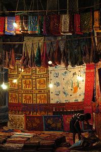 Arpora Market