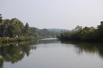 Baga river, Arpora