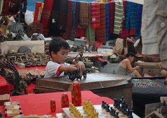 Anjuna market boy