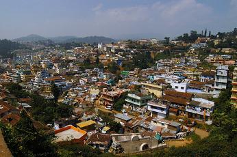 Coonoor in Tamil Nadu