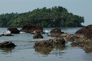Kerala Beach, Dharmadam Island
