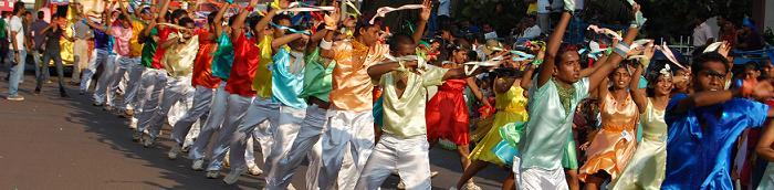 Goa Festivals - Carnival