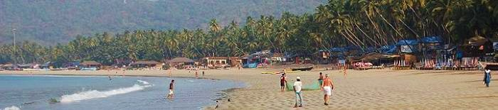 Goa India Palolem