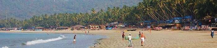 Goa India Palolem
