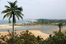 Goa India Sea