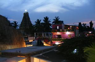 Hampi by night