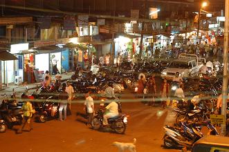 Mapusa by night