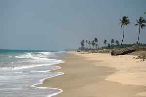 Near Varkala Beach, Kerala