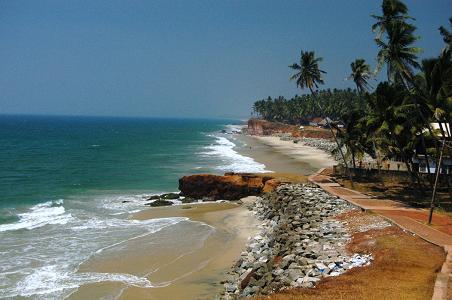 Varkala Picture In Kerala